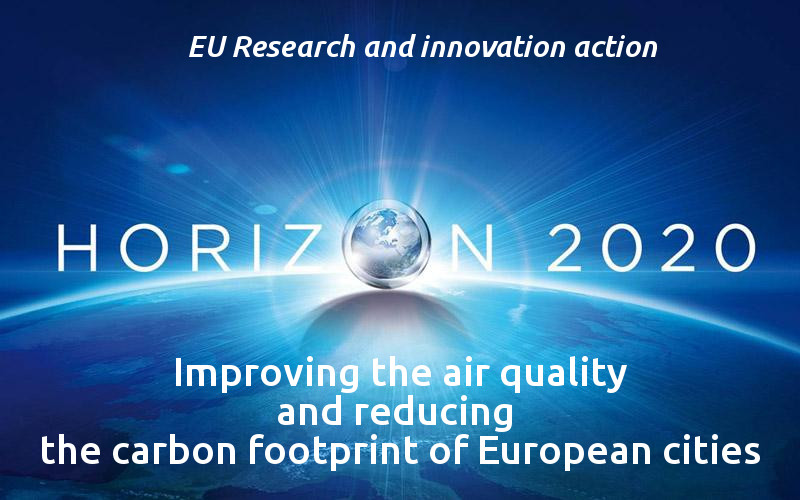 Improving the air quality and reducing the carbon footprint of European cities
