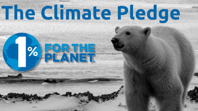 ATMOTERRA signed the 1% for the Planet Climate Pledge