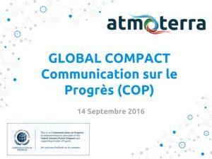 COP ATMOTERRA 2016 - Télécharger le PDF