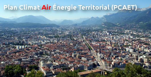 Plan Climat Air Énergie Territorial (PCAET)