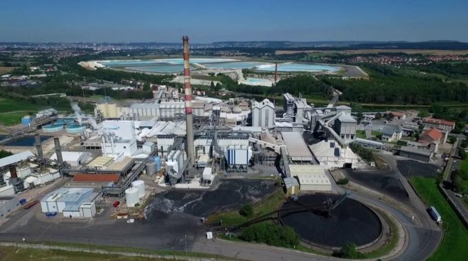 Modélisation des rejets atmosphériques – Site industriel Novacarb