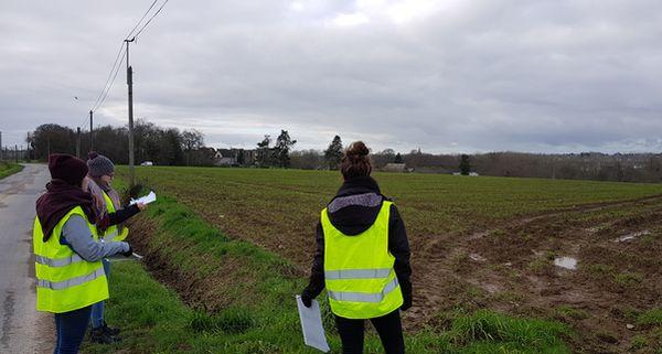 Etat initial olfactif préalable à l'installation d'une unité de méthanisation en Bretagne